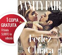 Logo Vanity Fair: ritira la copia n.10 omaggio in edicola