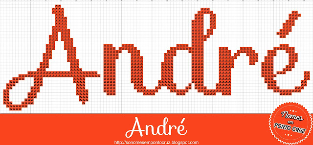 Nome André em Ponto Cruz