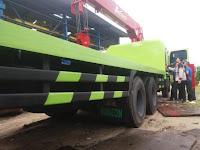 Truck Mounted Crane, Truck Crane, UNIC Crane, Crane Telescopic