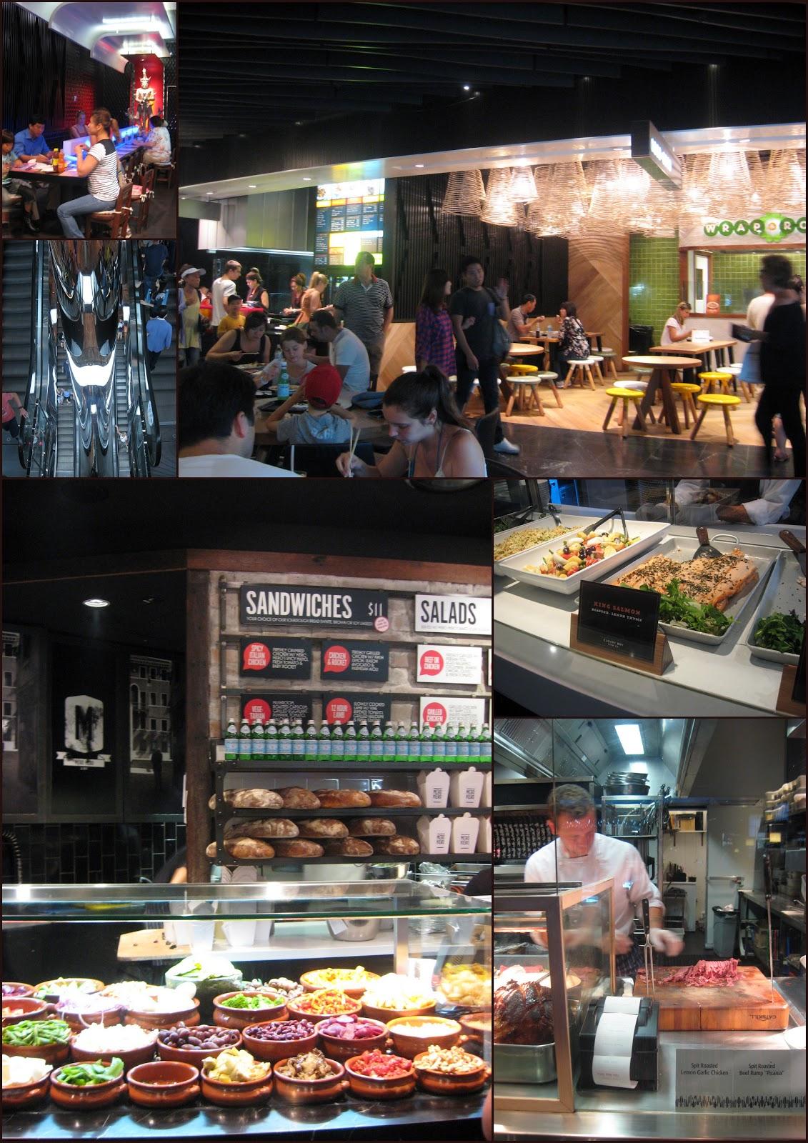 Centrepoint Westfield Food Court