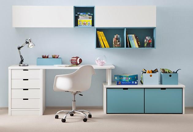Dormitorios juveniles habitaciones infantiles y mueble for Muebles juveniles zona sur