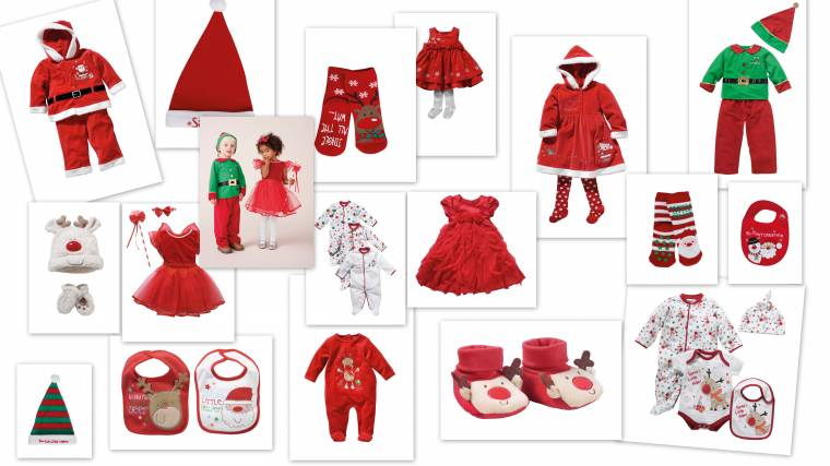 Christmas Childrens-Wear For 2011 At Matalan