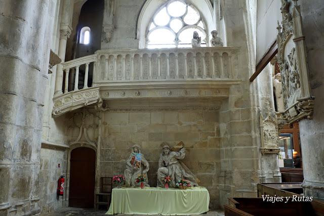 Iglesia de San Pantaleón, Troyes