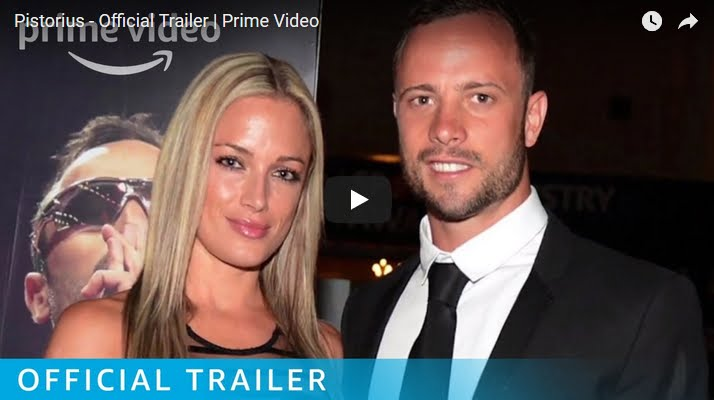 Pistorius, il documentario in 4 episodi on-demand su Amazon Prime Video.