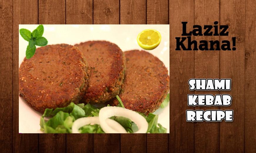शामी कबाब बनाने की विधि - Shami Kebab Recipe in Hindi