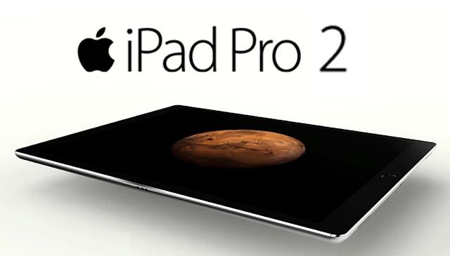 Apple iPad Pro 2 (2017): Concept- Release Date specs