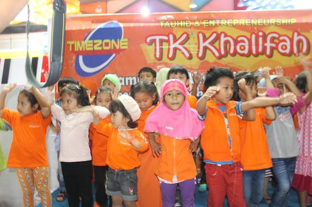 Lowongan Kerja Makassar Guru TK Khalifah 4