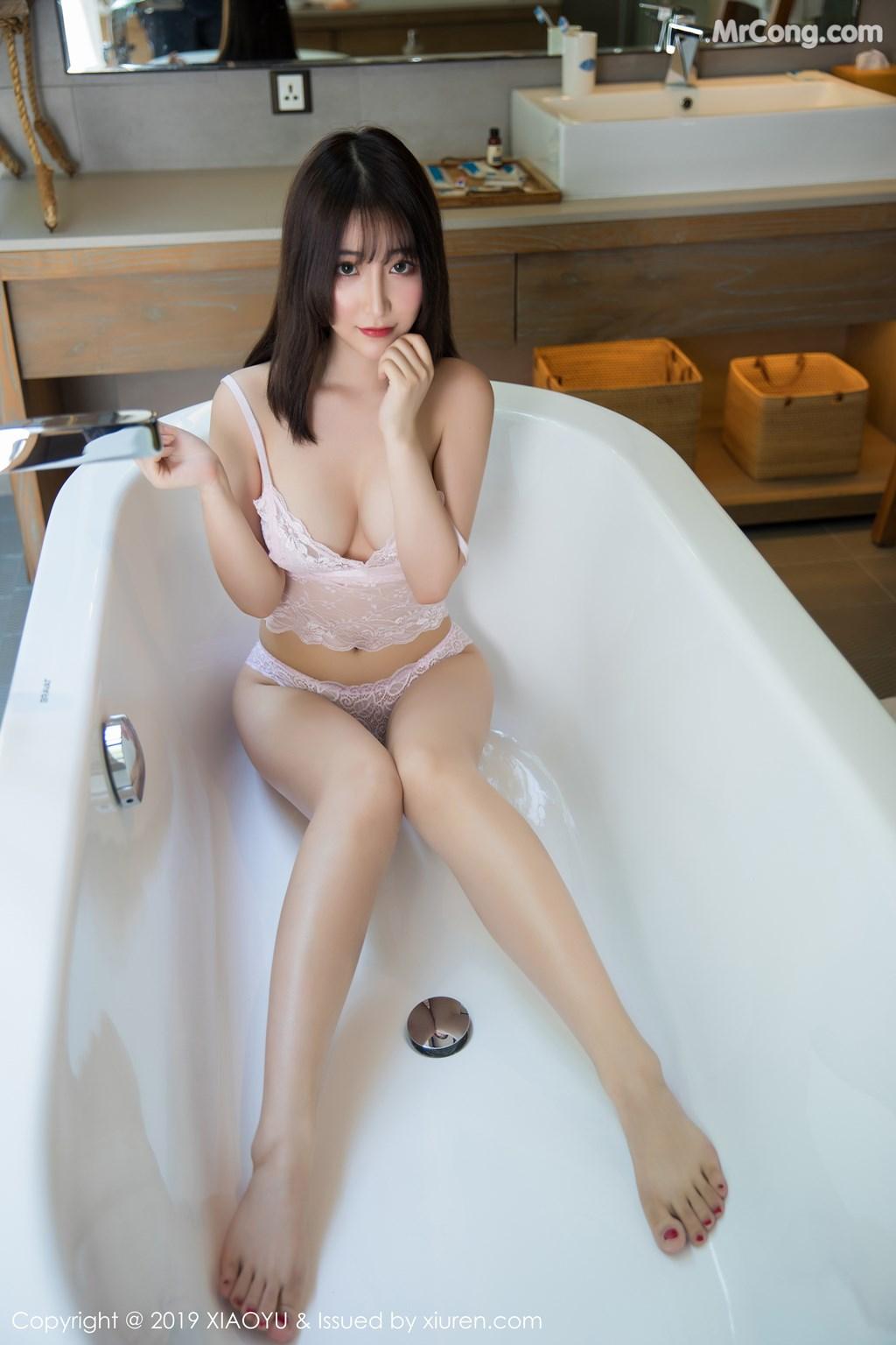 Image XiaoYu-Vol.147-Cherry-MrCong.com-048 in post XiaoYu Vol.147: 绯月樱-Cherry (66 ảnh)