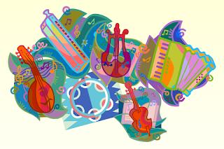 Animate Musical Storytelling: Data, Goal, Story, Metaphor #VisualFutureOfMusic #WorldMusicInstrumentsAndTheory