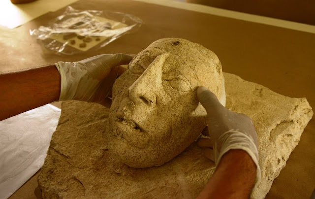 Palenque mask believed to represent 7th-century Mayan ruler discovered