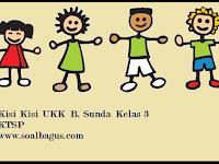 Kisi Kisi UKK/ UAS B. Sunda Kelas 3 Semester 2/ Genap