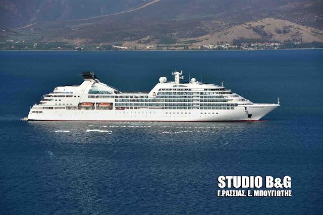 Ακύρωση αφίξεων κρουαζιερόπλοιων σε Ναύπλιο και Μύκονο