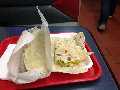 California Burrito Rigobertos Taco Shop North Park