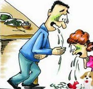 Waspadai Tanda Tanda keracunan pada makanan yang dikonsumsi dan kenali cara penanganannya