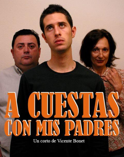 A cuestas con mis padres, film