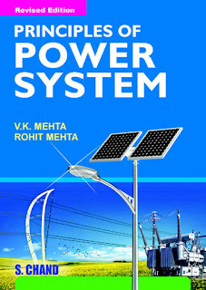 Principles of Power Systems By V.K Mehta ebook pdf Free Download