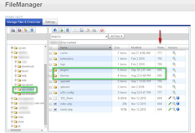 ipage file manager wp