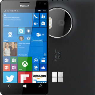 Microsoft Lumia 950 XL phone specifications