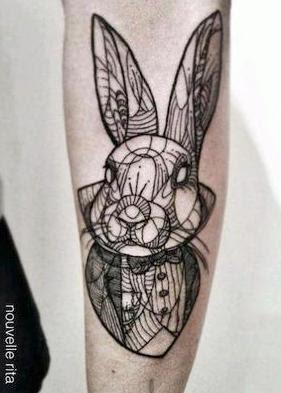 Rabbit Ramblings Bunny Tattoos