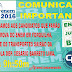 Comunicado Horário para os Transportes do ENEM - CBL 2016