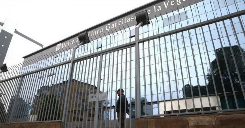 SUNEDU brindará información a estudiantes de la Universidad Inca Garcilaso de la Vega - www.sunedu.gob.pe