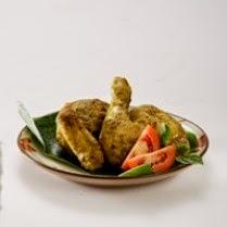 ayam panggang bumbu kuning