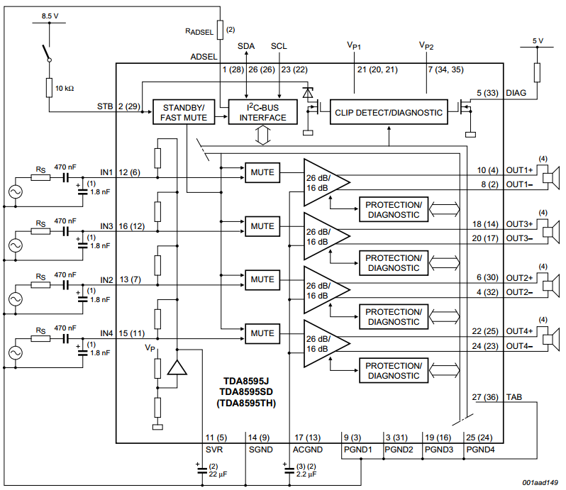 Amplifiercircuits Com Datasheet