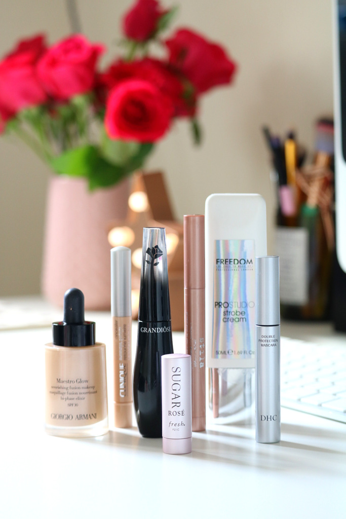 Five Minute Makeup Options + Tips