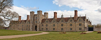 Knole House, the Sackville family seat