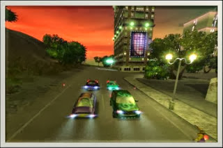 City Racer Game