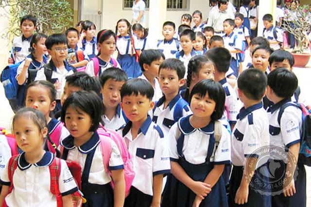 Những tiêu chí lựa chọn đồng phục học sinh tiểu học