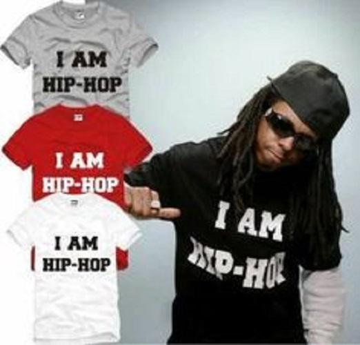 Lil Wayne I AM HIP HOP T-shirt