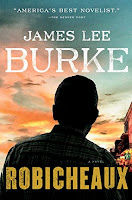 Robicheaux by James Lee Burke (Book cover)