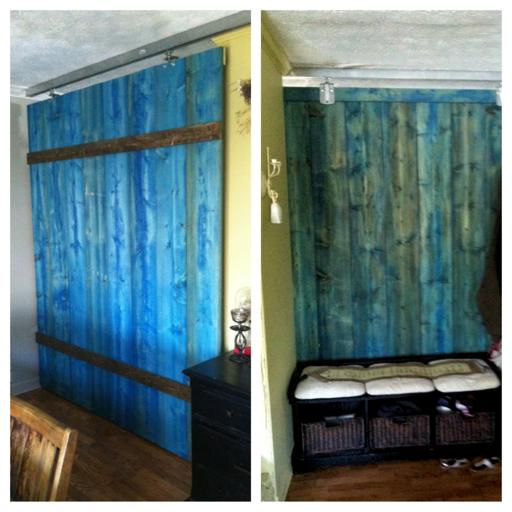 Vanda Love Finally The Diy On My Interior Barn Door