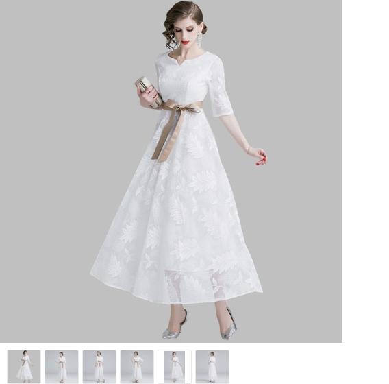 Shoppe Dress - Grocery Store Sales - Satin Dress