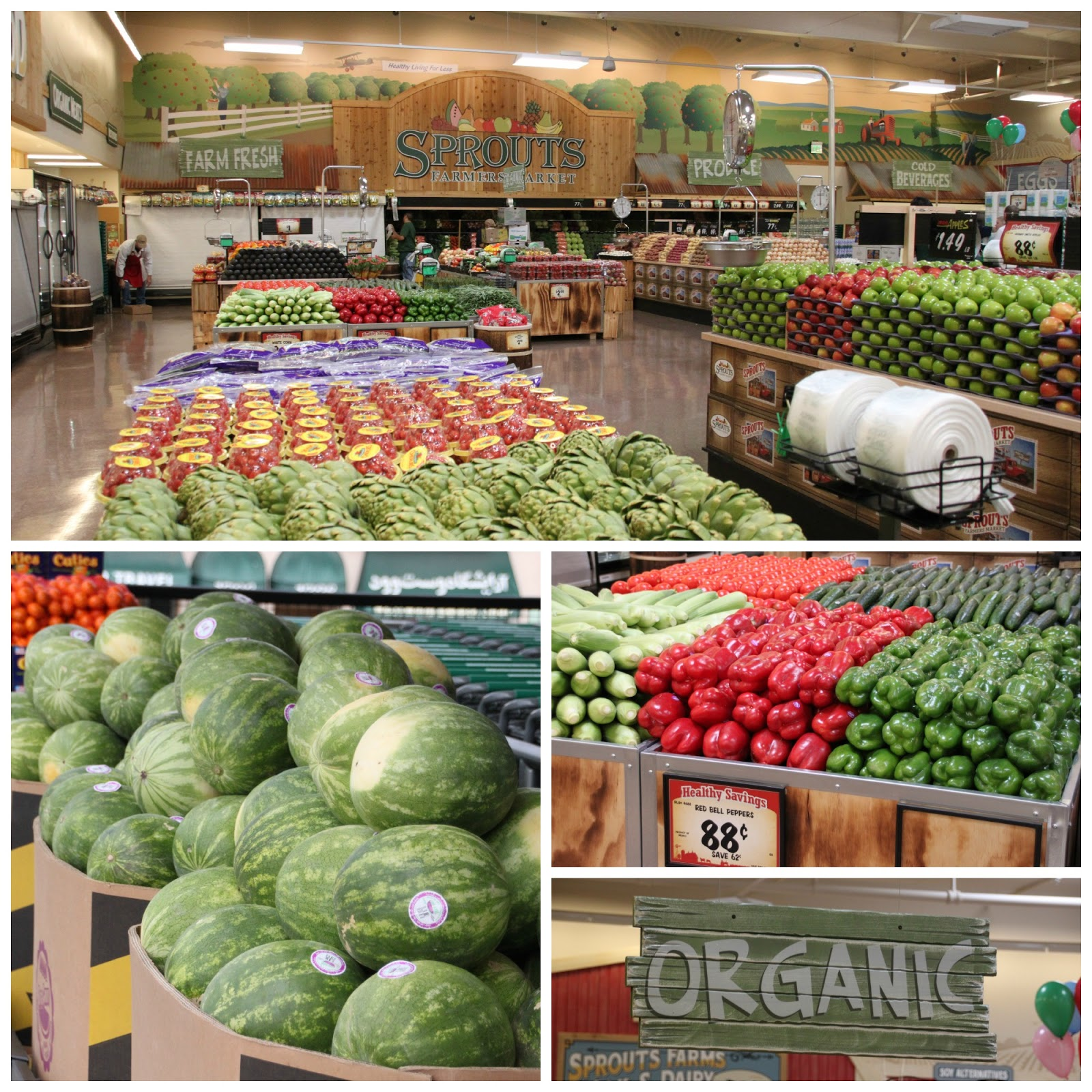 A Better Life with Burgers: Sprouts Farmers Market