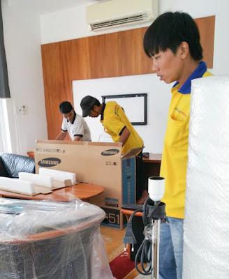 Dịch vụ chuyển nhà trọn gói giá rẻ huyện Củ Chi Tp.HCM