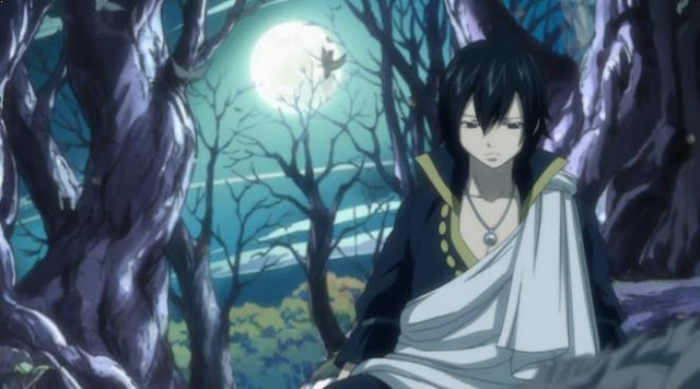 Zeref ( Fairy Tail ) - Top Immortal Anime Characters