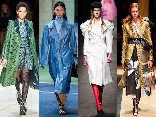 gabardinas ultima moda 2016
