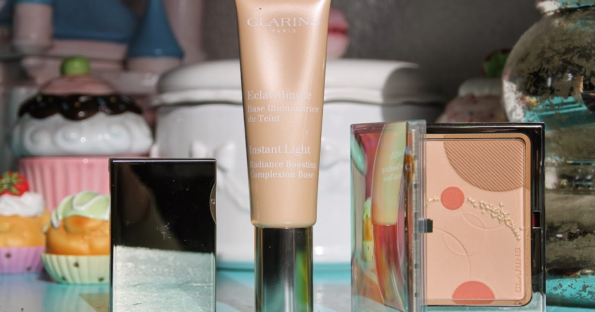 Crystal S Reviews Clarins Opalescense Spring Products
