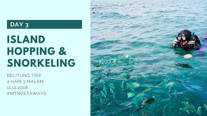 Meneroka Keindahan Kepulauan Belitung