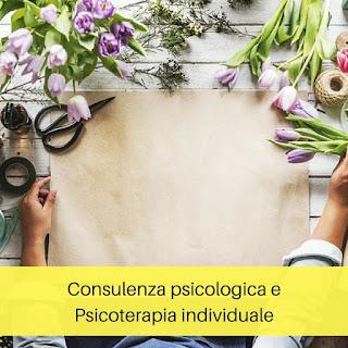 terapia individuale a parma dalla psicologa psicoterapeuta Veronica Gardoni