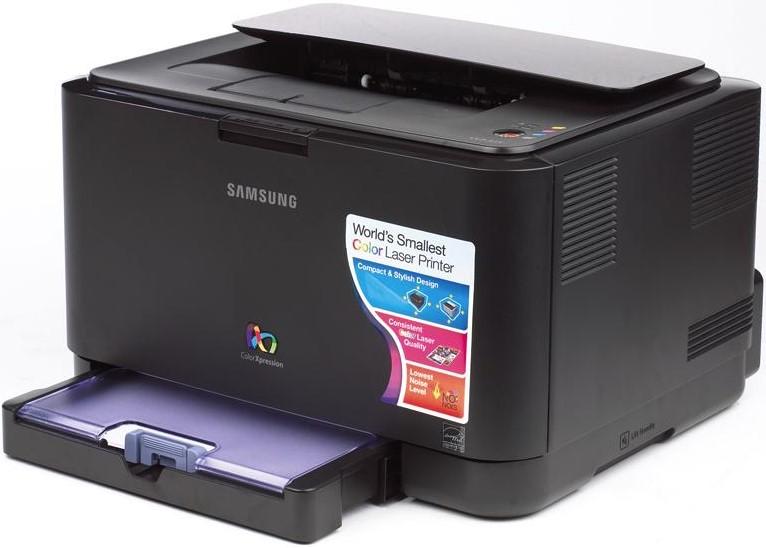 Скачать драйвера для принтера samsung color xpression