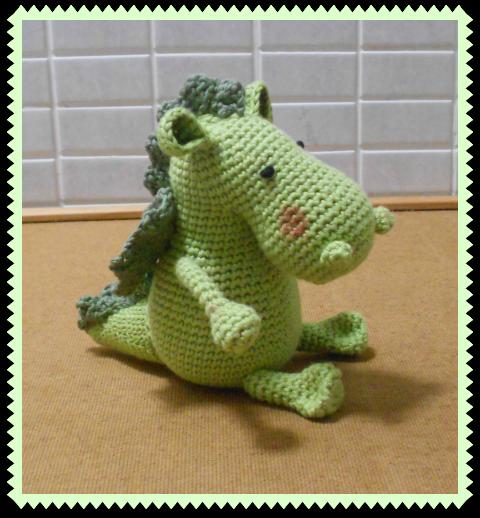 amigurumi-dragón-patrón-gratis