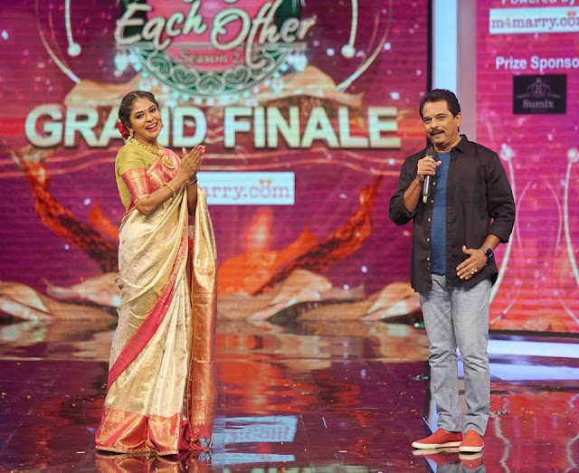 Winners of Made for Each Other Season 2 Grand Finale on Mazhavil Manorama