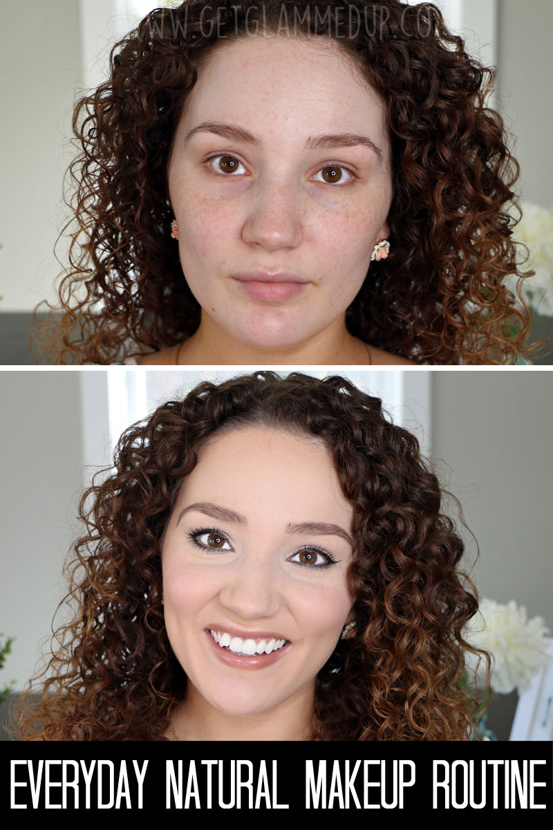 Everyday Natural Makeup Routine