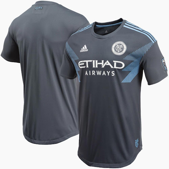 new style eef4b a2a8b New York City FC 2018 Away Kit Released - Footy Headlines