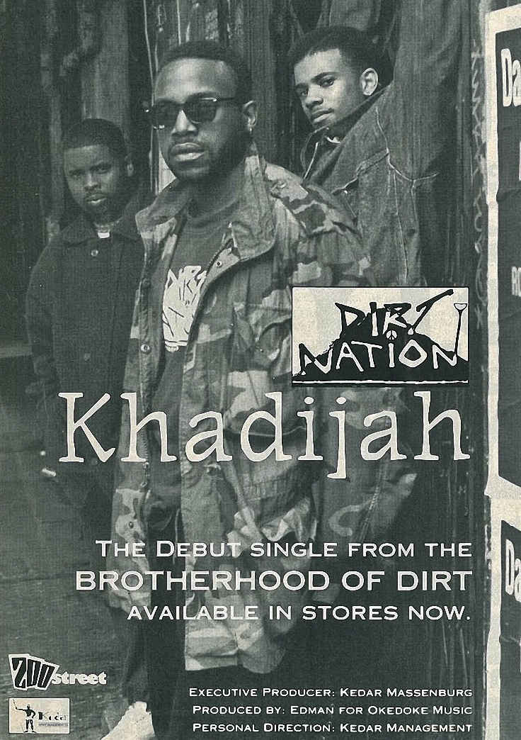 Dirt Nation Khadijah Advert