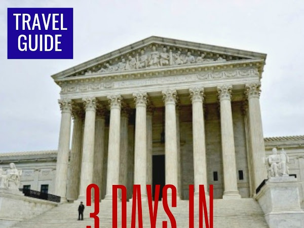 3 Days in Washington D.C.