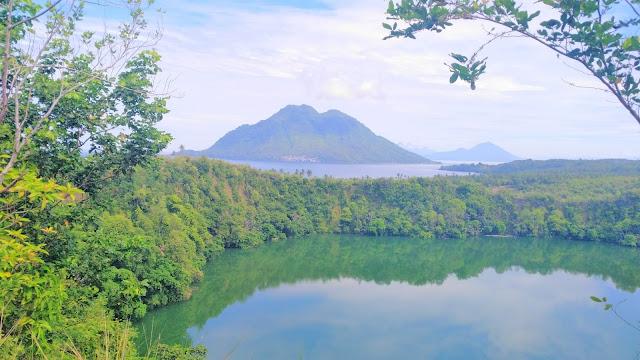 Danau Tolire Ternate